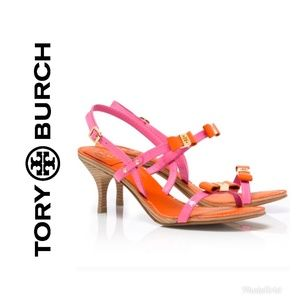 TORY BURCH~Sandal/Heel~KAILEY~8.5